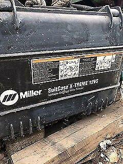 Miller Suitcase X Treme 12 Vs