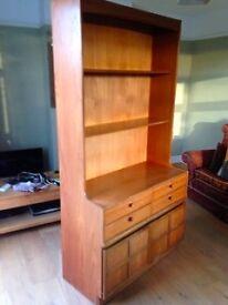 Vintage dresser by Nathan - solid teak