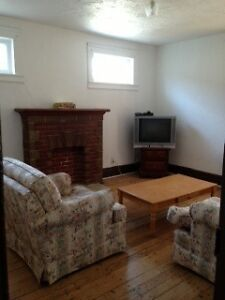 Furnished 2-BR Suite Close to NAIT Kingsway Royal Alex  Downtown