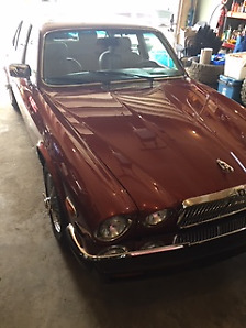 1987 XJ6 Jaguar Sovereien