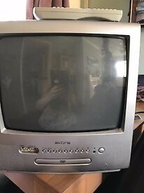 For Sale - 14in Colour TV/DVD player