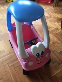 Little Tikes Pink Car