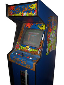 WANTED :original Ghost n Goblins or Ghouls and Ghosts Dedicated