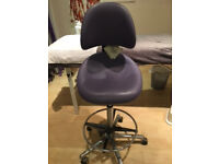 Support Stool for Beauty Therapy Treatments - Ergonomically Designed (RRP 600.00)