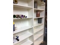 Bookcases or Storage Shelving