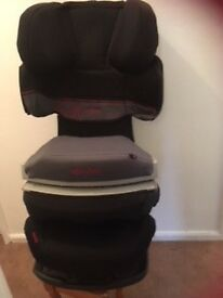 Cybex Pallas Eclipse Baby Car Seat from 9-18kg - Faulty...Foam missing
