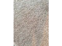 Quality wool carpet from hall. In good condition.