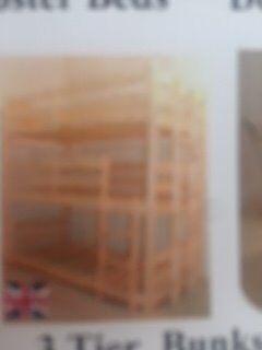 3 Tier Bunk Bed In Salford Manchester Gumtree