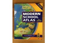 Philip's Modern School Atlas 97th Edition