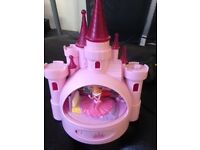 Princess castle night light