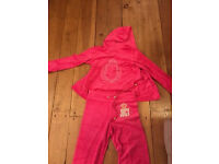 Gorgeous New Juicy Couture Track-Suit New