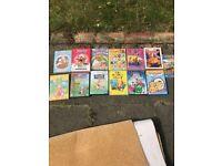 For Sale - Childrens DVD bundle