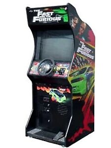 The Fast and the Furious Drift Arcade Game Jeu