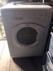 hotpoint aquarius washer dryer WDL520