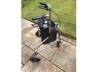 3 wheel mobility walker (x2)