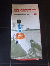 Crusader multi mains power unit