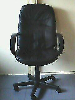 Manager's chair