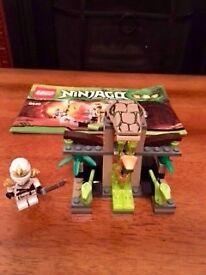 Lego Ninjago Venomori shrine Set 9440