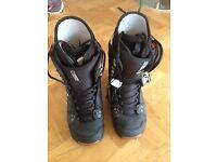 Men's Burton Snowboard Boots size 9.5