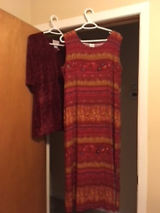 Tradition Beautiful Summer Dress and Sweater - Brand New