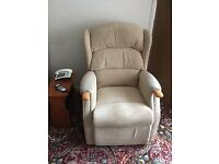 HSL Riser/Recliner chair and HSL 2-seater sofa