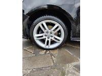 Audi A1 S LINE 155bhp 1.4 petrol black