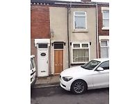 **LET BY**2 BEDROOM TERRACE-GLENDALE STREET-COBRIDGE-LOW RENT-DSS ACCEPTED-NO DEPOSIT-PETS WELCOME^