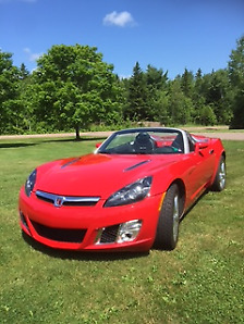 Saturn SKY Red Line Turbo