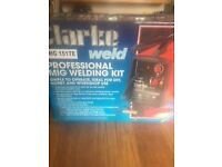 Brand New (unused) Clarke Mig 151TE Turbo Welder