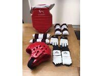 Taekwondo Protective Equipment