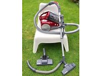 great Hoover Vacuum - only 1 year old (relocating abroad to different voltage)