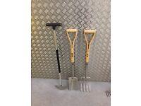 Garden Tools Bundle