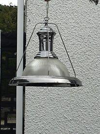 Lamp - large hanging lamp