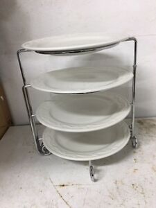 4 Tier serving Platter - excellent Condition