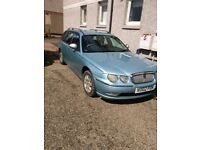 Rover 75 Estate Car BMW Diesel engine MOT expires October 2016 good dependable every day car