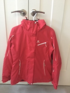 New Condition Salomon Winter Coat-Size Large Ladies