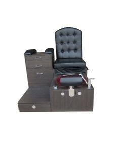 Pedicure bench chair salon spa, STIW1001 new from manufacturer Kawartha Lakes Peterborough Area image 2