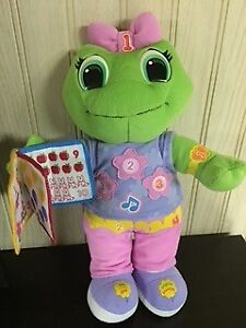 My Friend Lily - LeapFrog talking & singing doll for toddler