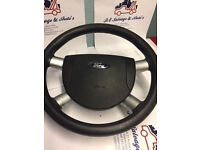 Ford Mondeo Steering Wheel with Airbag