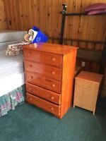 Numerous Dressers for sale