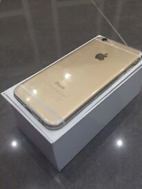 Stunning iPhone 6 white and gold