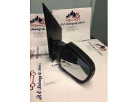 Ford Fiesta Mk6 Wing Mirrors for sale