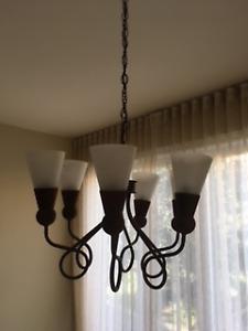 Pre-renovation sale - Light fixtures
