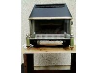 gas fire, very good condition