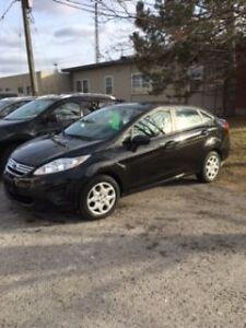 2013 Ford Fiesta SE Sedan ONE OWNER LOW KM FACTORY WARRANTY!!