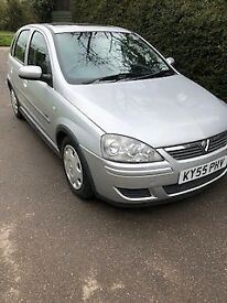 very low miles, new mot ,automatic , central locking ,power steering