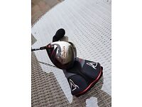 Lefthanded calloway driver
