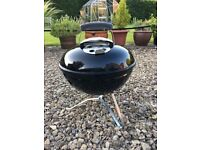 Weber Smokey Joe BBQ. Also useful for camping or motorhome. Little used.