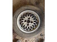 Vauxhall Cavalier CD Alloy Wheel