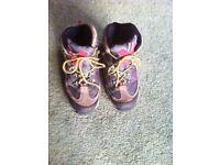 Children's walking boots size 1